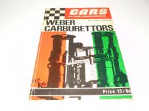 WEBBER CARBURETTORS . Cars And Car Conversions (1968)